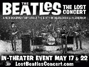 IMAGE FROM The Beatles Lost Concert