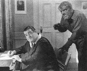 IMAGE FROM Abbott & Costello Meet Frankenstein