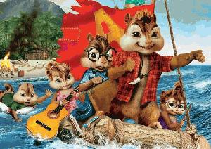 IMAGE FROM Alvin and the Chipmunks: Chip-Wrecked
