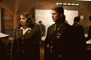 IMAGE FROM Captain America: The First Avenger in 3D