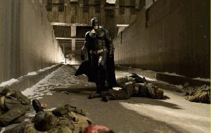 IMAGE FROM The Dark Knight Rises in D-BOX