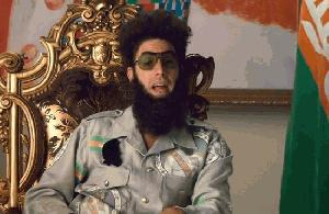 IMAGE FROM The Dictator
