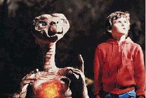 IMAGE FROM E.T. the Extra-Terrestrial
