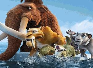 IMAGE FROM Ice Age: Continental Drift in 3D