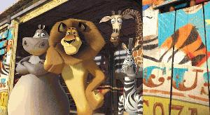 IMAGE FROM Madagascar 3: Europe's Most Wanted