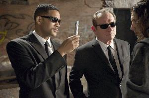 IMAGE FROM Men In Black III in 3D