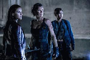 IMAGE FROM Resident Evil: The Final Chapter