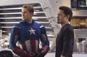 IMAGE FROM The Avengers in 3D