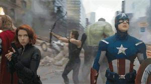 IMAGE FROM The Avengers in the VIP Lounge