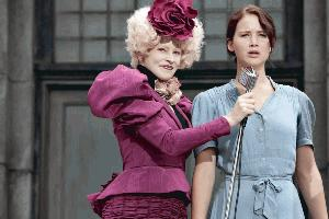IMAGE FROM The Hunger Games