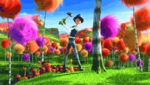 IMAGE FROM Dr. Seuss' The Lorax