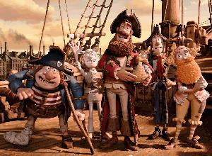 IMAGE FROM The Pirates! Band of Misfits in 3D