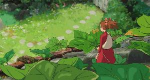 IMAGE FROM The Secret World of Arrietty