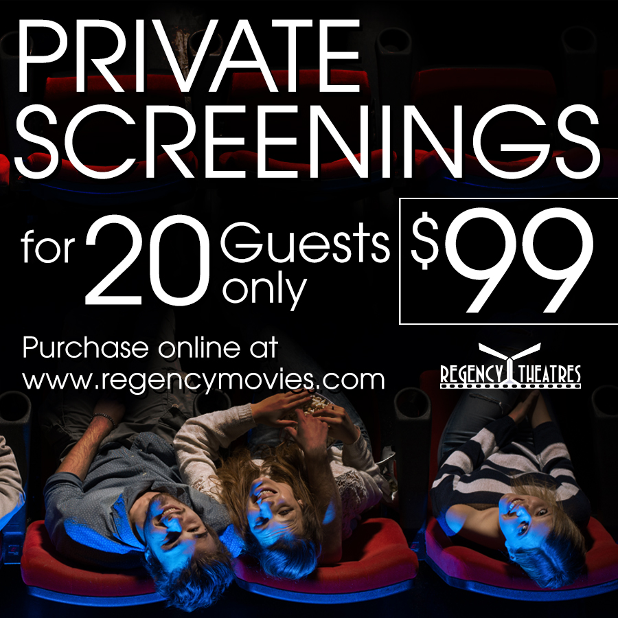 Private Party Screenings!