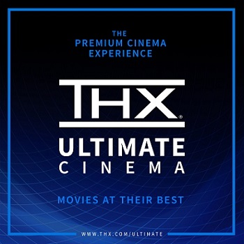 THX ULTIMATE CINEMA!
