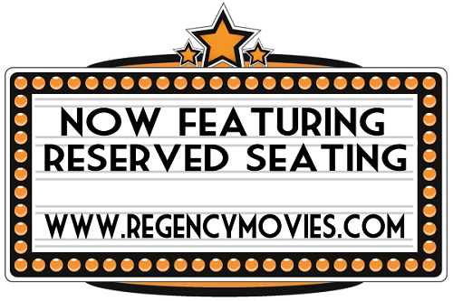 RESERVED SEATING!