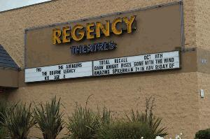 View the latest Regency Valley Plaza 6 movie times, box office information, and purchase tickets online. Sign up for Eventful's The Reel Buzz newsletter to get upcoming movie theater information and movie times delivered right to your inbox.