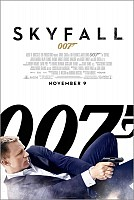 movie poster for Skyfall