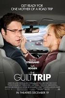 movie poster for The Guilt Trip