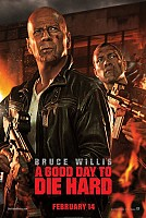 movie poster for A Good Day to Die Hard