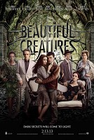 movie poster for Beautiful Creatures