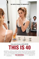 movie poster for This is 40