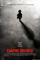 movie poster for Dark Skies