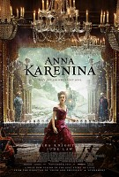 movie poster for Anna Karenina