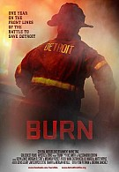movie poster for Burn