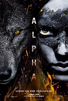 movie poster for Alpha