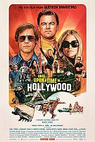 movie poster for Once Upon a Time in Hollywood