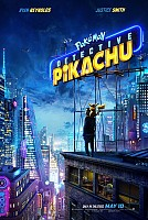 movie poster for Pokémon Detective Pikachu