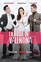 movie poster for La Boda de Valentina