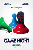 movie poster for Game Night