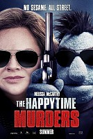 movie poster for The Happytime Murders