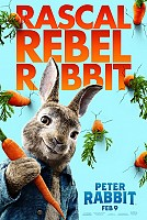 IMAGE FROM Peter Rabbit