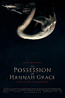 movie poster for The Possession of Hannah Grace