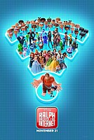 IMAGE FROM Ralph Breaks the Internet - Dubbed in Spanish