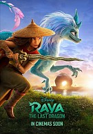 IMAGE FROM Raya and The Last Dragon