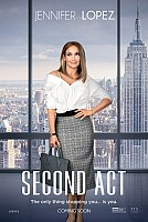 movie poster for Second Act