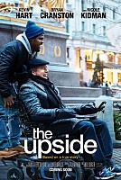 movie poster for The Upside