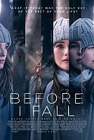 movie poster for Before I Fall