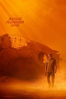 movie poster for Blade Runner 2049
