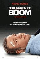 movie poster for Here Comes The Boom