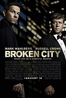 movie poster for Broken City