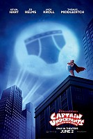 movie poster for Captain Underpants: The First Epic Movie