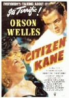 movie poster for Citizen Kane