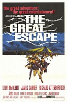 movie poster for The Great Escape