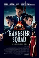 movie poster for Gangster Squad
