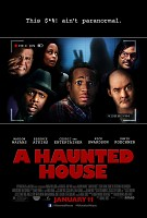 movie poster for A Haunted House
